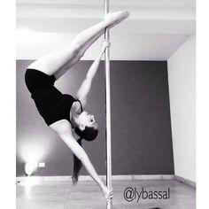 Image result for pole dancing inverted d