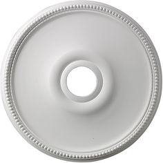 Elk M1003 Brittany Ceiling Medallion, 19-Inch, White Finish * Continue to the product at the image link. (This is an affiliate link) #UsefulHomeDecor