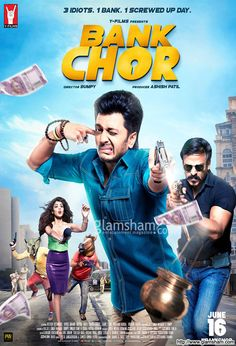 Bank Chor Full Movie Online 2017