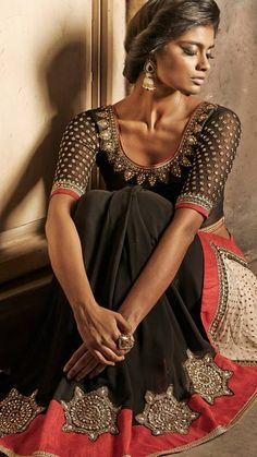 Elegant Indian Dresses And Attire For The Ladies - Spiffy Fashion India Fashion, Ethnic Fashion, Asian Fashion, Indian Attire, Indian Wear, Indian Dresses, Indian Outfits, Indian Clothes, Indian Look