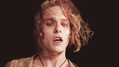 Lestat from Interview With the Vampire. | 26 Literary Characters Who Stole Your Heart