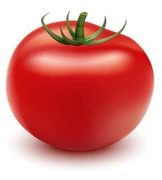 """Hey graphic geeks like me!.. """"Learn How to Illustrate a Life-Like Tomato Using Adobe Illustrator"""" Tutorial ;)"""