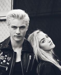 Lucky Blue and Daisy Clementine Smith
