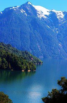 Patagonia, Montañas, Chile, Hermosa