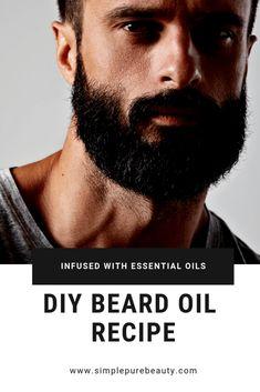 Lime Essential Oil, Sweet Orange Essential Oil, Cedarwood Essential Oil, Patchouli Essential Oil, Essential Oil Blends, Essential Oils, Homemade Beard Oil, Diy Beard Oil, Facial Hair Growth