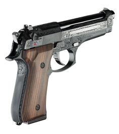 No. 7 of 10 - Beretta 92FS Limited Edition inspired by Spring season
