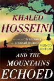 And the Mountains Echoed (Signed Edition)