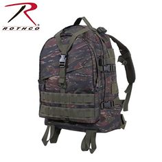 7f87921275 Amazon.com   Rothco Large Transport Pack - Acu Digital   Tactical Backpacks    Sports   Outdoors
