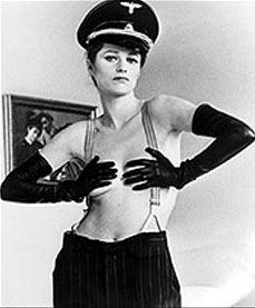 Charlotte Rampling, daring British glamourpuss whose offbeat taste in roles is matched by her bohemian lifestyle. Key films: The Damned, The Night Porter, Under The Sand