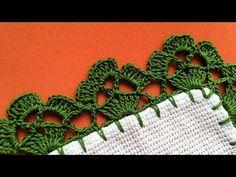 Crochet Edging Patterns, Crochet Borders, Crochet Lace, Free Crochet, Cross Stitch Patterns, Posture Collar, Chrochet, Crochet Projects, Free Pattern