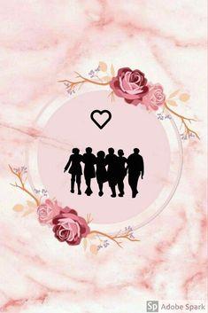 Instagram Emoji, Pink Instagram, Instagram Frame, Story Instagram, Pink Wallpaper Backgrounds, Aesthetic Iphone Wallpaper, Flower Wallpaper, Instagram Symbols, Birthday Post Instagram