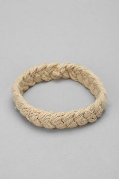 Sailor Knot Bracelet i gotta get some tan rope so i can make one like this, all my white ones get dirty. loveee