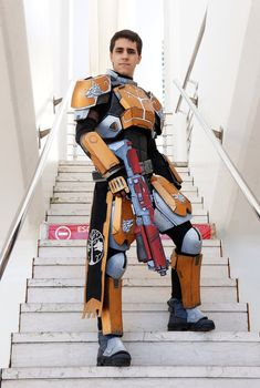 Destiny Cosplay - Iron Banner Titan by FonteArt on DeviantArt