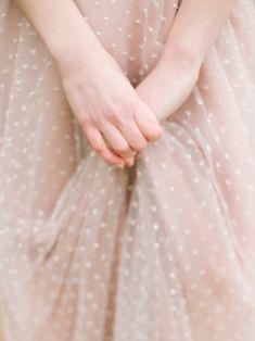 polka dot/swiss dot wedding dresses make me swoon Polka Dot Wedding Dress, Dot Dress, Wedding Gowns, Wedding Day, January Wedding, Wedding Garters, Tulle, Bridal, Pretty In Pink