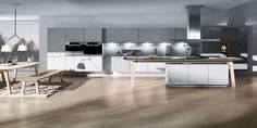 next125 NX902 wall-mounted kitchen - Kitchen System - image 1 - red dot 21: global design directory