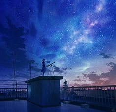 Online store anime merchandise: clothes, figurines, manga and much more. Come and choose for yourself something good and cool ! Scenic Wallpaper, Anime Scenery Wallpaper, Anime Artwork, Fantasy Landscape, Landscape Art, Sky Anime, Pretty Sky, Animes Wallpapers, Beautiful Paintings