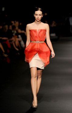 Peplum dress, Zień