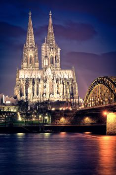 Cologne Cathedral (by _flowtation)