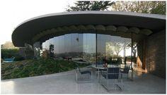 "John Lautner (1911-1994) | Reiner-Burchill Residence ""Silvertop"" | Silverlake, Los Angeles, California | 1956-1963"