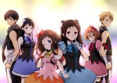 Kyoukai no Kanata (Beyond The Boundary) Image - Zerochan Anime Image Board Kyoani Anime, All Anime, Otaku Anime, Anime Art, Anime Music, Anime Stuff, Mirai Kuriyama, Beyond The Boundary, Kyoto Animation