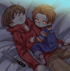 Chucky Horror Movie, All Horror Movies, Funny Horror, Scary Movie Characters, Scary Movies, Child's Play Movie, Childs Play Chucky, Anime Version, Step By Step Drawing