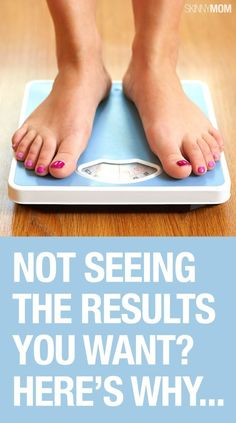 If you're trying to shed some pounds but not coming off, read this!