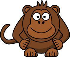 Fun Monkey Facts for Kids - Interesting Information about Monkeys Angry Cartoon, Cartoon Monkey, Monkey Icon, Tiny Monkey, Android, Facts For Kids, Free Stencils, Free Cartoons, Baboon