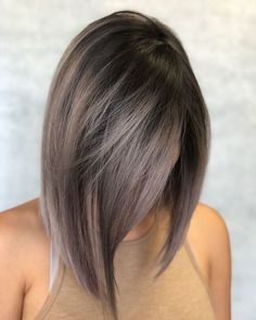 Pilzbraune Haarfarbe Ideen und Aussehen Mushroom hair color Ideas and appearance colour Ash Brown Hair Color, Brown Blonde Hair, Brunette Hair, Medium Ash Brown Hair, Brown Lob, Black Hair, Hair Color And Cuts, Ash Brown Ombre, Ash Beige