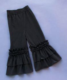 Girls' Ruffle Pants $5.95