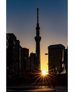 Tokyo Skytree, Early Morning, Cn Tower, In This Moment, Building, Travel, Viajes, Buildings, Destinations