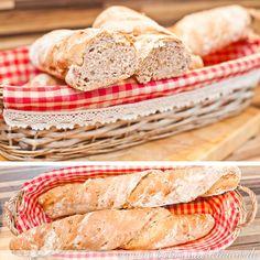 """Ist heute Montag? Jaaaaa, genau. Und das ist ja inzwischen bekanntlich Brottag hier bei lecker macht laune. 🙂 Also, Brot im weitesten Sinne. Natürlich sind auch Brötchen, Baguettes etc etc gemeint. Heute habe ich von einem Rezept in der """"La … Weiterlesen →"""