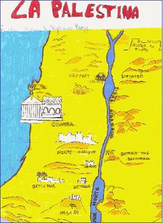 La Palestina - ipertesto Palestine