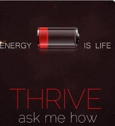 Thrive is a lifestyle change not a diet. Our products are all natural, non-Gmo, and gluten free! 3 easy steps and your done for the day. It may help with a variety of thing; mental clarity, digestive/immune/joint support, mood balance, a better nights rest, just to name a few things it can help with. You can also get your product for free is you refer 2 or more auto ship friends to me!!! Create a free account, with no pressure to buy at swild2013.le-vel.com.