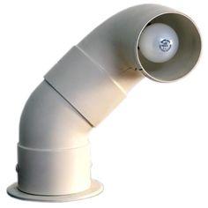 Cini Boeri, #602 Table Lamp for  Arteluce, 1968.