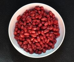 Cheerwine-Boiled Peanuts