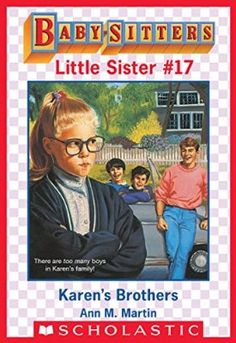 Karen's Brothers (Baby-Sitters Little Sister #17)