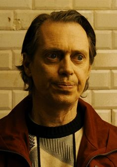 Steve Buscemi in Paris je t'aime (in the short Tuileries by the Coen brothers)