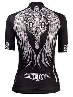 Gaaf fietsshirt