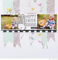 Hoppy Easter by KellyNoel at Studio Calico