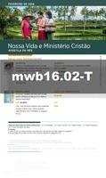 Nossa Vida e Ministério Cristão —Apostila do Mês (MWB) | JW.ORG