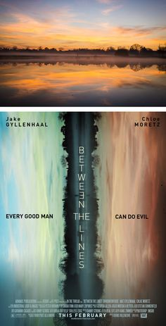 This Redditor Is Turning Random People's Photos Into Movie Posters  taglines and movie ---- titles are genius ---
