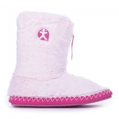 Buy Monroe TPR Ladies Classic Faux Fur Soft Pink Slipper Boots at Bedroom Athletics - Quality designer slippers for women in a range of colours & sizes. Pink Slippers, Womens Slippers, Slipper Boots, Ugg Boots, Faux Fur, Uggs, Hot Pink, Pink Ladies, Classic