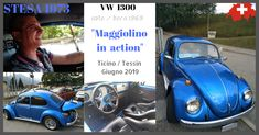 #AliceChl #VWMaggiolino Action, Cars, Vehicles, Group Action, Autos, Car, Car, Automobile, Vehicle