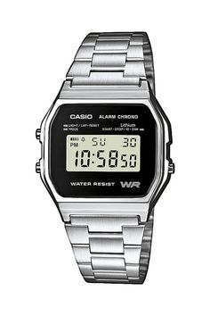 29,90 Casio Collection A158WEA-1EF - Horloge