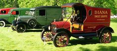 model t ford pie wagon - Google Search