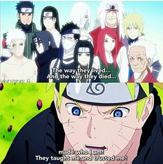 Listen to the sound of my heart breaking... Neji you aren't supposed to be there!! Dx