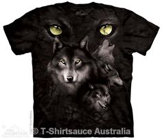 8828776215258 17 Best Wonderful Wolf T-Shirts for those who love wolves! images in ...