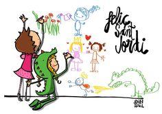 Feliç Sant Jordi - Joan Turull