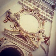 Citta della Pieve, Umbria Italy #altrasimeno Chiesa dell'Ordine dei Servi di Maria foto di @apeindiana