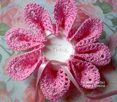 Tecendo Artes em Crochet: Fazendo Fofuras...e Notícias da Capa do Banquinho.